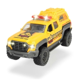 Dickie Action Pick Up truck - Sárga - 15 cm (3752007)