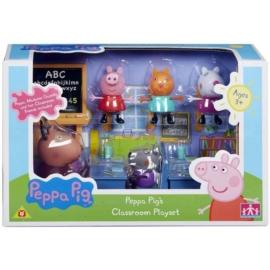 Peppa malac osztályterme játékszett (PEP05033)