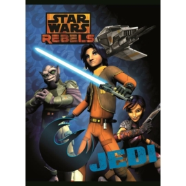 Star Wars Lázadók A/5 kockás füzet - 32 lapos (221132)
