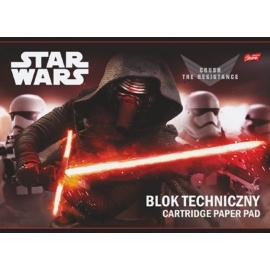 Star Wars VII A/4 rajztömb - 10 lapos (221774)