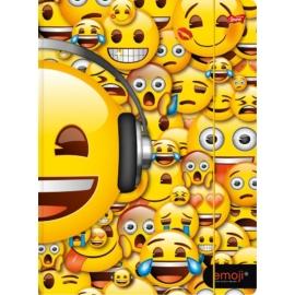 Emoji A/4 gumis mappa (242427)