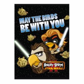 Angry Birds - Star Wars II. A/5 kockás füzet - 60 lapos (290510)