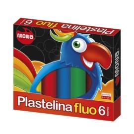 Bambino 6 színű gyurma (300067)