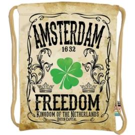 St.Right - Amsterdam zsinóros hátizsák (613500)