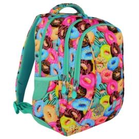 St.Right - Donuts hátizsák, iskolatáska - 3 rekeszes (616907)