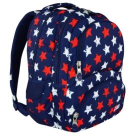 St.Right - Stars hátizsák, iskolatáska - 4 rekeszes (617546)