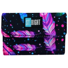 St.Right - Feathers pénztárca (617768)