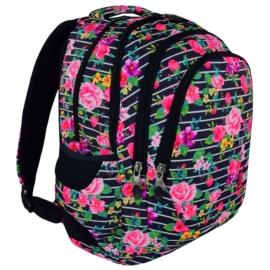 St.Right - Light Roses hátizsák, iskolatáska - 4 rekeszes (618482)