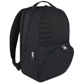 St.Right - Dim Gray Melange hátizsák, iskolatáska - 3 rekeszes (619175)