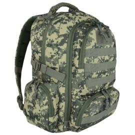 St.Right - Military Digital Como hátizsák, iskolatáska - 4 rekeszes (619526)