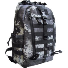St.Right - Military hátizsák, iskolatáska - 1 rekeszes (619557)