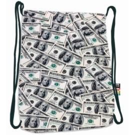 St.Right - Dollars zsinóros hátizsák (619908)