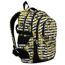 St.Right - Tropical Party hátizsák, iskolatáska - 4 rekeszes (621642)