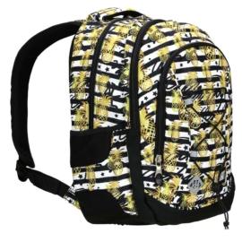 St.Right - Tropical Party hátizsák, iskolatáska - 3 rekeszes (621666)