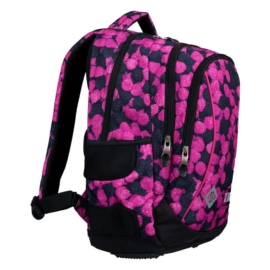 St.Right - Berries hátizsák, iskolatáska - 3 rekeszes (622038)