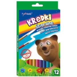 Bambino 12 db-os színes ceruza készlet
