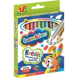 Bambino 12 db-os színesceruza készlet (000294)