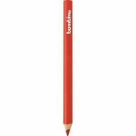 Bambino háromszög színes ceruza - Piros
