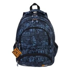 St.Right - Extreme hátizsák, iskolatáska - 4 rekeszes - hűtőzsebbel