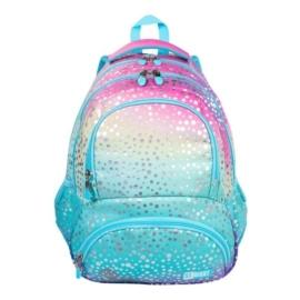 St.Right - Ombre Mermaid hátizsák, iskolatáska - 4 rekeszes - hűtőzsebbel