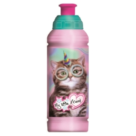 My little friend cicás műanyag kulacs - Catcorn (628306)