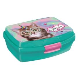My little friend cicás műanyag uzsonnás doboz - Catcorn (628290)