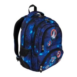 St.Right - Cosmic Mission iskolatáska, hátizsák - 4 rekeszes