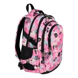 St.Right - Pastel Summer hátizsák, iskolatáska - 4 rekeszes