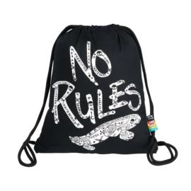 St.Right - No Rules zsinóros hátizsák