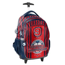 Focis gurulós hátizsák, iskolatáska - Championship (PP21FO-997)