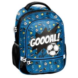 Focis hátizsák, iskolatáska - 2 rekeszes - Goooal