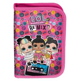 LOL Surprise felszerelt tolltartó - Remix (LOC-001)
