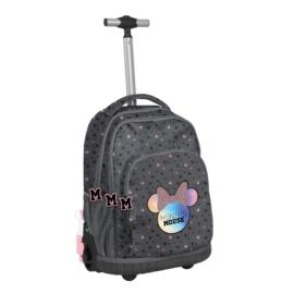 Minnie Mouse gurulós hátizsák, iskolatáska - Hologram (DMNA-671)