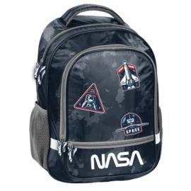 NASA hátizsák, iskolatáska - 2 rekeszes - Terepmintás