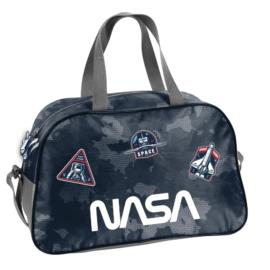 NASA kézitáska, sporttáska - Terepmintás (PP21NA-074)