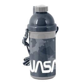 NASA műanyag kulacs - Terepmintás (PP21NA-3021)