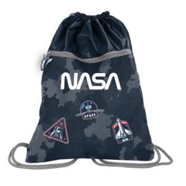 NASA zsinóros hátizsák, tornazsák - Terepmintás