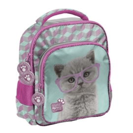 Cicás Studio Pets kisméretű hátizsák - Happy