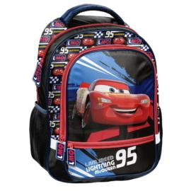 Verdák hátizsák, iskolatáska - 2 rekeszes - I am Speed