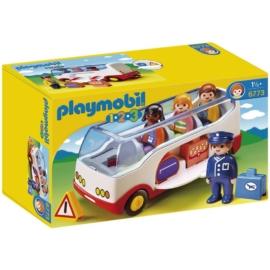 Playmobil 1.2.3 - Kisbusz játékszett