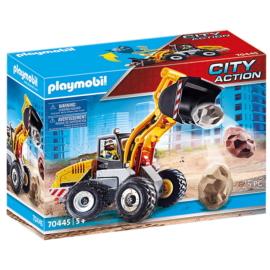 Playmobil - City Action - Kerekes rakodó játékszett