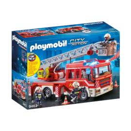 Playmobil - City Action - Létrás tűzoltóegység játékszett