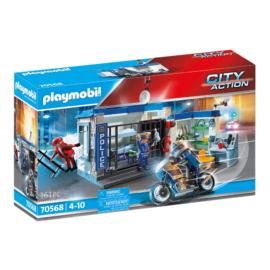 Playmobil - City Action - Rendőrség - Menekülés a börtönből játékszett