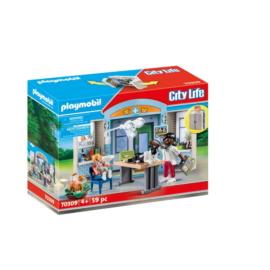 Playmobil - City Life - Az állatorvosnál játékbox