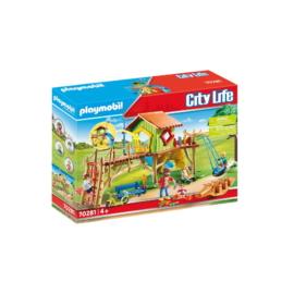 Playmobil - City Life - Kalandpark játékszett