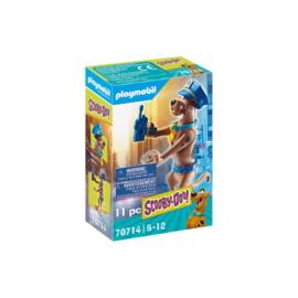 Playmobil - Scooby-Doo! - Gyűjthető figura - Rendőr