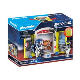 Playmobil - Space - Az űrállomáson játékbox