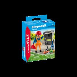 Playmobil - Special Plus - Utcaseprő játékszett