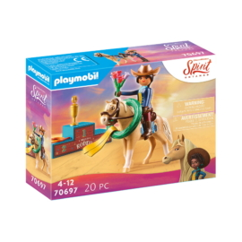 Playmobil - Szilaj - Zabolátlanok - Rodeo Prudi játékszett