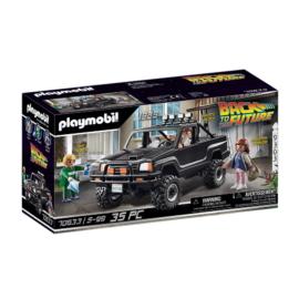 Playmobil - Back to the Future - Vissza a jövőbe - Marty Pick-upja játékszett